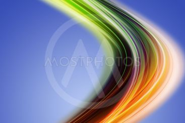 Abstract elegant eco background design with space for...