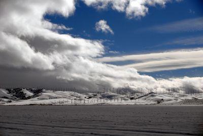 Tehachapi snow