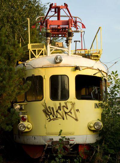 Old Train III:b