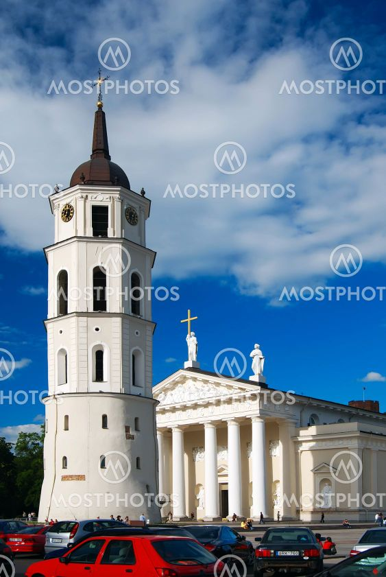 Katedralen i Vilnius