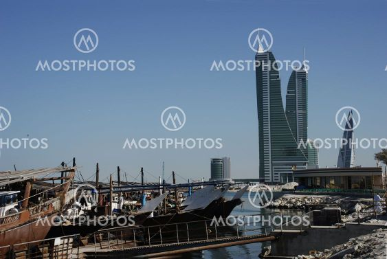 Bahrain Financial Harbour Towers
