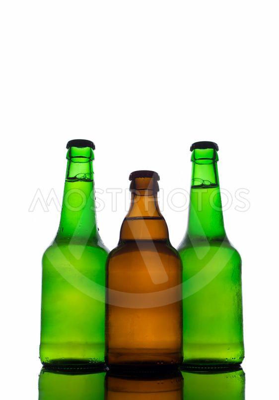 few bottles of beer