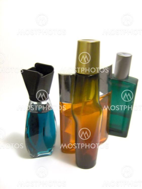 Cologne / Perfume Bottles