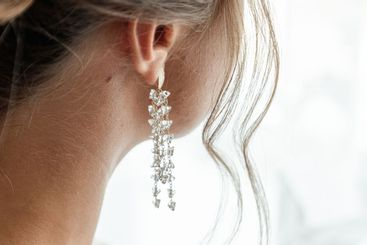 composition - wedding jewelry, accessories, jewelry. The...