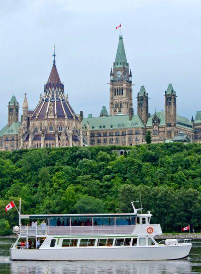 Cruising Parliament