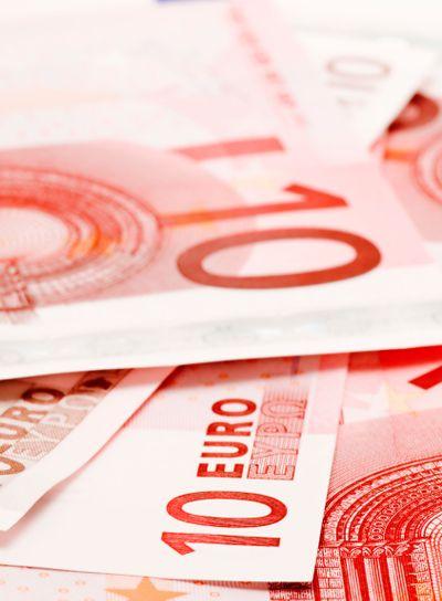 bank note ten Euro