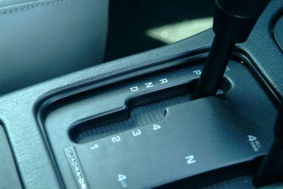 Automatik Gangschaltung | automatic gear shift