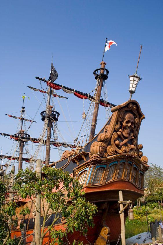 Pirat fartyg