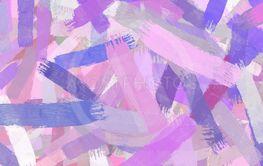 Abstract brush strokes texture