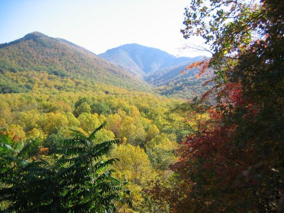 Great smoky mountains,