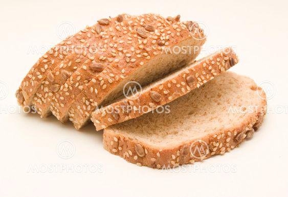Musta sektorit leivän, vilja