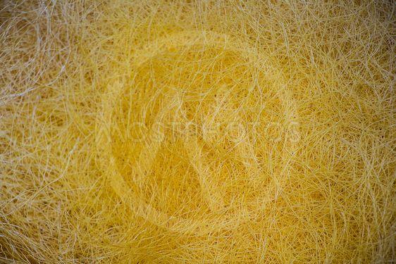 yellow thai silk