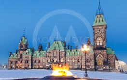 East Block Flame