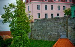 Tompea in old Tallinn