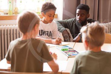Skolundervisning - mellanstadiet