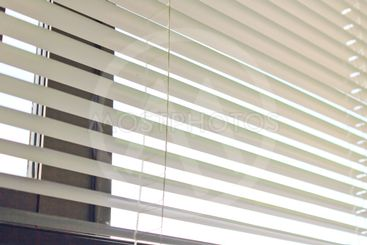 Metal Blinds with drawstring