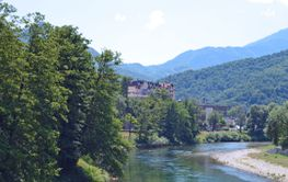 Konjic in Bosnia and Herzegovina