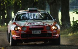 "Rally Celica ""Dicken"""