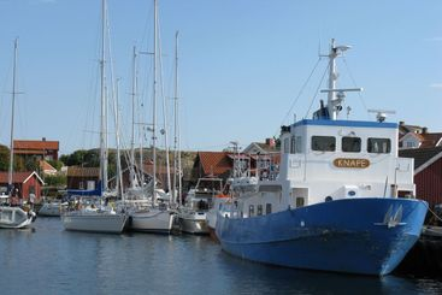 Kärringö harbour