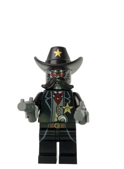 Sheriff Not-A-Robot Lego Minifigure