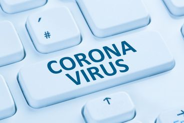 Coronavirus corona virus infection disease ill illness...