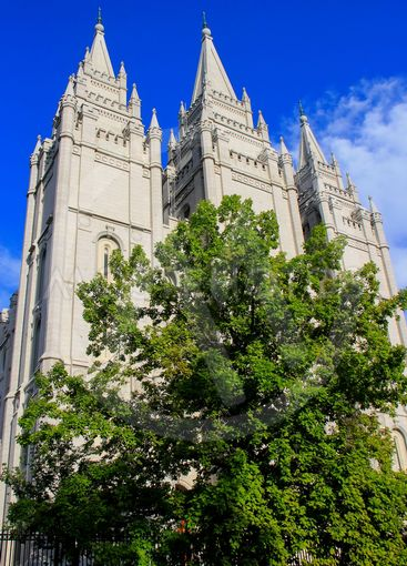 Temple of The Church of Jesus Christ of Latter-day Saints...