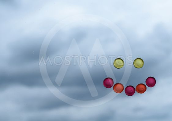 Smiley Face Made Of Candy C By Frantisek Passauer Mostphotos