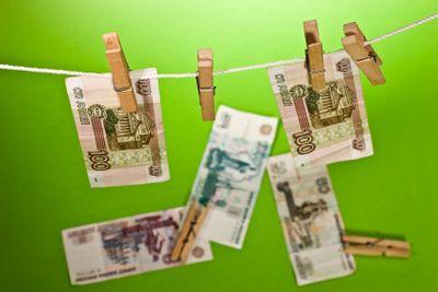rubles fall, financial problem