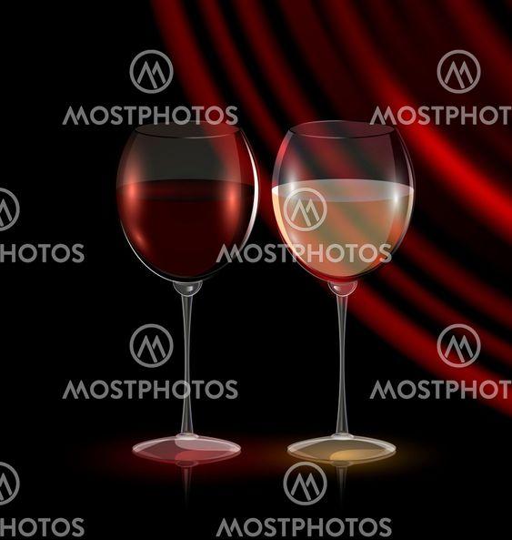 couple glasses of wine
