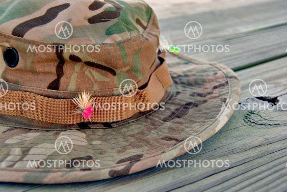 Old Fishing Hat