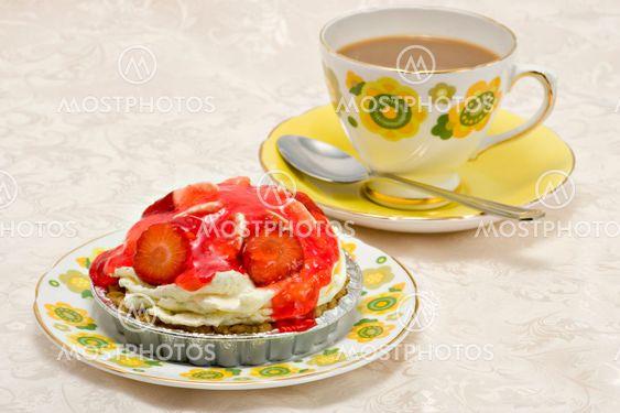 Kakku ja kahvia
