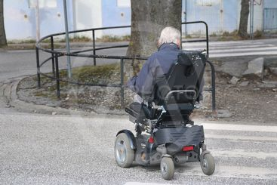 Wheel Chair User