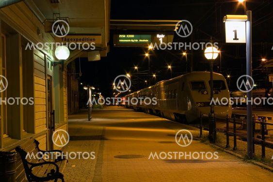 Train Central