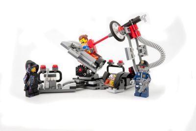 The Melting Room Lego Kit