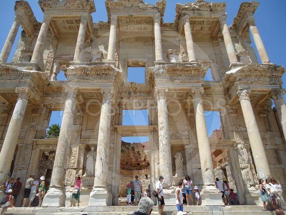Taner Terzin Kuva Efes Antik Kentitarihi Ese Mostphotos