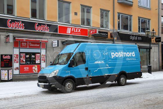 Postnord Pick Up Bergen