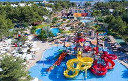 water park top view