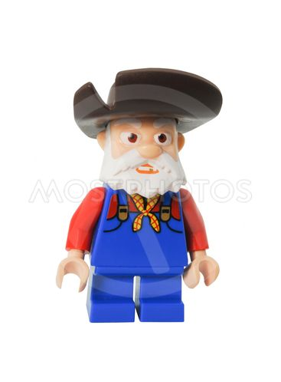 Stinky Pete Lego Minifigurine