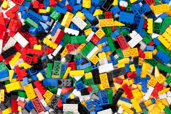 """colorful lego bricks backgr..."" by Dan Kosmayer - Mostphotos"