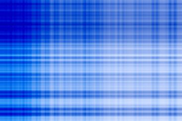 Abstract blue grid line pattern background.
