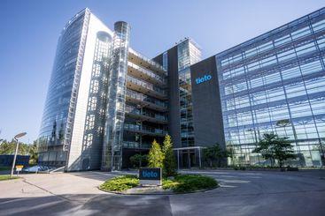 TietoEVRY company, former Tieto, head office in Finland.
