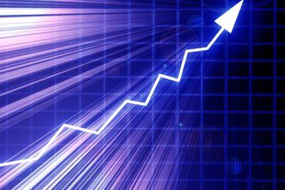 Arrow graph showing success