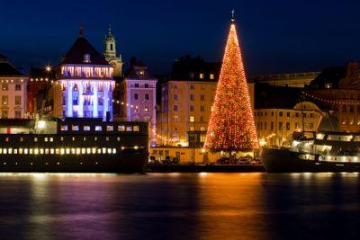 Christmas Stockholm.