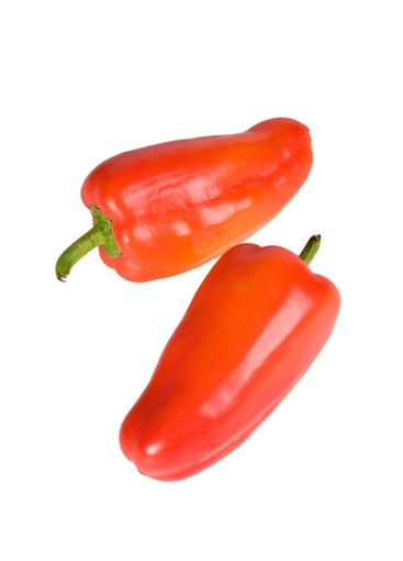 Sweet Red Gypsy Peppers