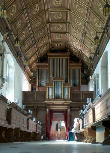 University of Cambridge, Caius (Keys) and Gonville...