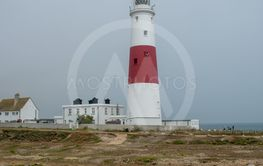 Lighthouse at Portland Bill Dorset UK