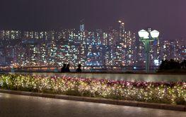 hk during night