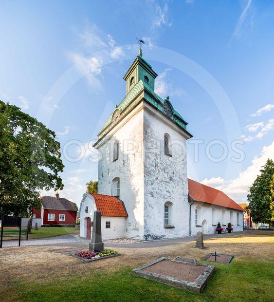 Sankt Laurentii kyrka, Falkenberg