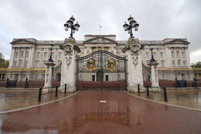 Buckingham Palace Entrance