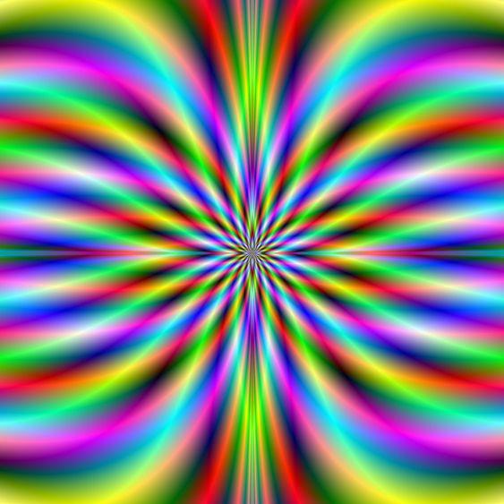 Psychedelic Radiation